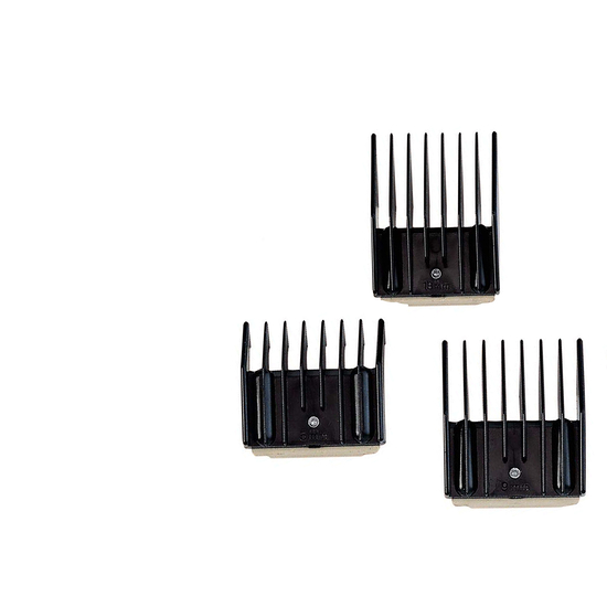 Attachment comb 1245-7550 Set